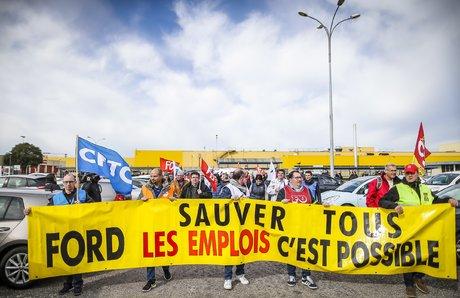 Ford Aquitaine comité de suivi 903