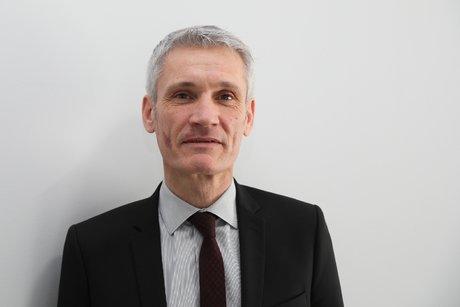 Denis Tessier, directeur à Toulouse de Suez France