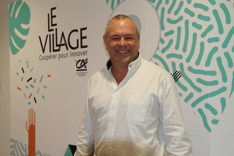 Philippe Pétard, EST (Environmental Sediment Treatment), Nantes, Village by CA, startups, Saint-Nazaire, Thual