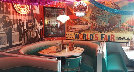 Tommy's Diner deco