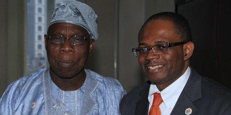 Emekekwue et Obasandjo