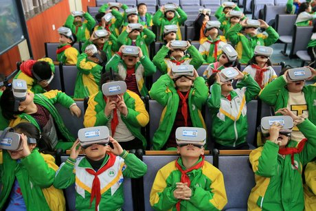 Réalité virtuelle en Cine