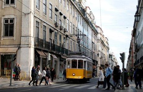 Les prix de l'immobilier grimpent a lisbonne et porto