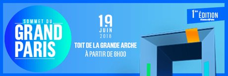 Sommet du grand Paris 2018