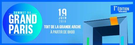 Sommet du grand Paris 2018