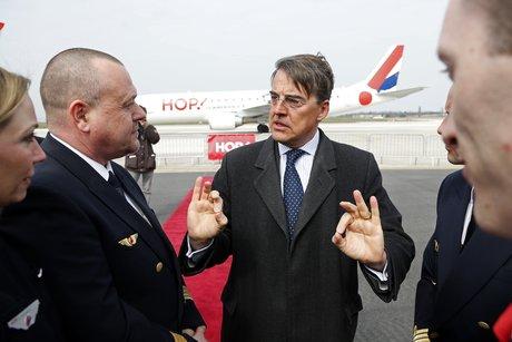 2013, HOP, Juniac, pilotes, Air France-KLM,