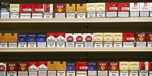 tabac le prix du paquet de cigarettes augmente de 20 centimes lundi. Black Bedroom Furniture Sets. Home Design Ideas