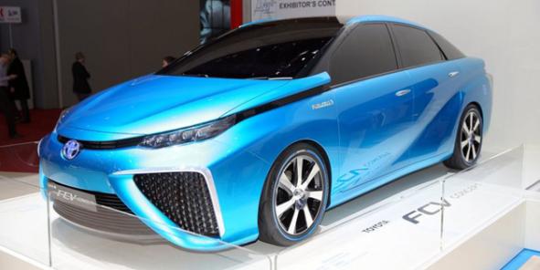 toyota va commercialiser une voiture hydrog ne pour euros forum algerie. Black Bedroom Furniture Sets. Home Design Ideas