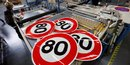 Rejet d'une proposition de loi contre les 80 km/h sur route