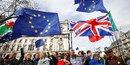 Centaines de milliers de manifestants anti-brexit a londres