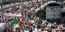 Coup d'envoi en australie d'une journee mondiale pour le climat