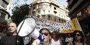 Grève en Grèce contre les suppressions d'emplois dans le public