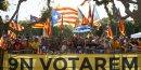 Le référendum d'autodétermination en Catalogne serait suspendu