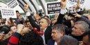 Arrestation de journalistes en Turquie