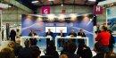 Lors du forum Aeromart, les acteurs mondiaux de l'aéronautique se retrouvent à Toulouse.