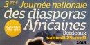 Journée nationale des diasporas africaines à Bordeaux