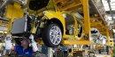 Le secteur automobile en forte hausse a mi-seance de la bourse de paris