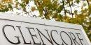 Glencore confiant sur la reduction de sa dette