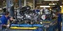 Troisieme mois d'affilee de hausse de la production dans le secteur manufacturier