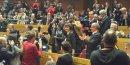 Carole Delga, acclamée par l'assemblée plénière régionale du 4 janvier 2016