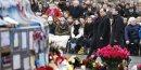 Hommage aux victimes des attentats