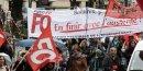 Les fonctionnaires manifestent dans toute la France le 26 janvier 2016