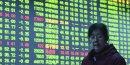 Nouvelle baisse des bourses chinoises malgre un yuan stable