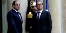 Hollande, Sissi, Elysée, France, Egypte,