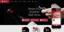 Vivino, vin, wintech, application mobile, interface Web,