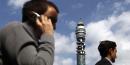 Antenne relais téléphonie mobile Londres