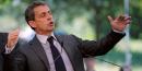 Nicolas Sarkozy, président du parti Les Républicains, en juillet 2016 près de Strasbourg