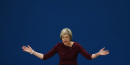 Theresa May, 20161005, Torie, parti conservateur, Birmingham,