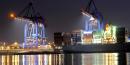 Stabilite du deficit commercial de la france