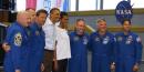 Obama, Nasa, espace, conquête spatiale, astronautes, navette Endeavour,