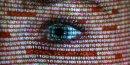 Prism, surveillance, internet, cryptographie, espionnage, web, oeil, chiffres, nombres hexadécimaux,
