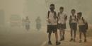 pollution Asie enfants Indonésie