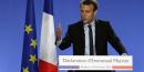 Macron candidat 2017 déclaration