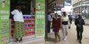 M-Pesa, Safaricom, Vodafone, argent numérique, paiement mobile, télécoms, smartphone, Afrique, m-banking, Kenya, Nairobi,