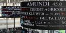Amundi Crédit agricole Euronext