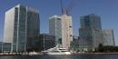 Canary Wharf Yacht