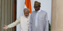 Nigeria Indi Buhari Modi