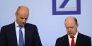 Deutsche Bank, John Cryan, Marcus Schenck, banque, résultats, conférence annuelle,