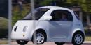 Capture d'écran d'une voiture autonome Google Car (désormais Waymo)
