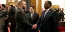 Mohammed 6 Macky Sall