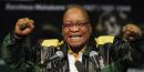 Jacob Zuma président Afrique du Sud