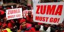 L'afrique du sud publiera un rapport toxique pour zuma