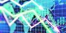 Bourse courbes indices économie croissance finance
