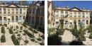 Les jardins de l'hôtel de Roquelaure