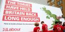 Labour travaillistes élections législatives de 2017
