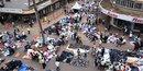 marché traditionnel vendeurs rue